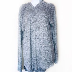 Anthro STACCATO Size M Pullover Hoodie